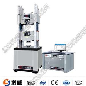 灯塔WAW-2000D(B、C)/200吨/2000 Kn微机控制电液伺服液压万能试验机